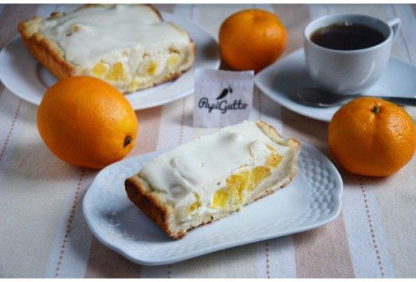 Апельсиновый пирог