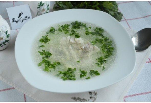 Чихиртма (грузинский куриный суп)