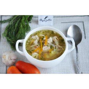 Гречаний суп