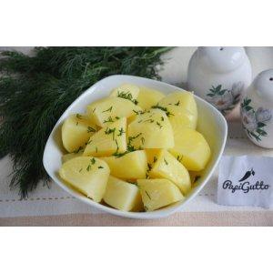 Як варити картоплю?