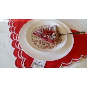 Клафути (пирог) с вишней