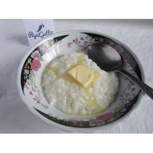 Молочна рисова каша