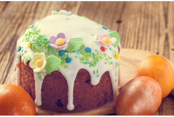 Панеттоне – праздничный десерт