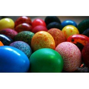 Готовимся к празднику: пасхальные яйца своими руками