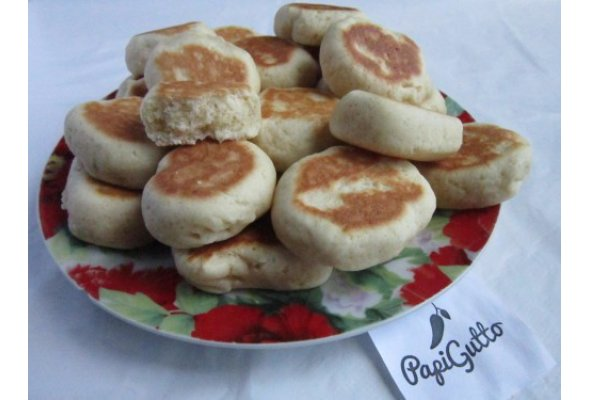 Печиво на сковороді
