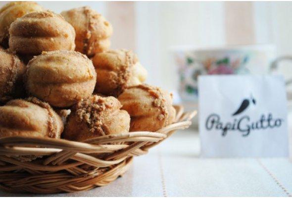 Печиво Горішки: покроковий рецепт приготування