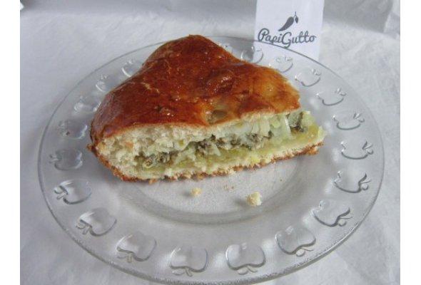 Рыбный пирог