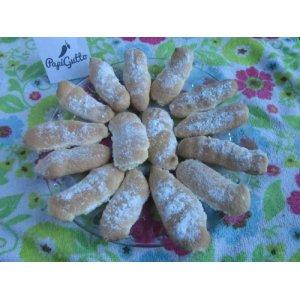 Савоярді — бісквітне печиво