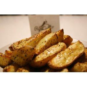 Запечена картопля в духовці