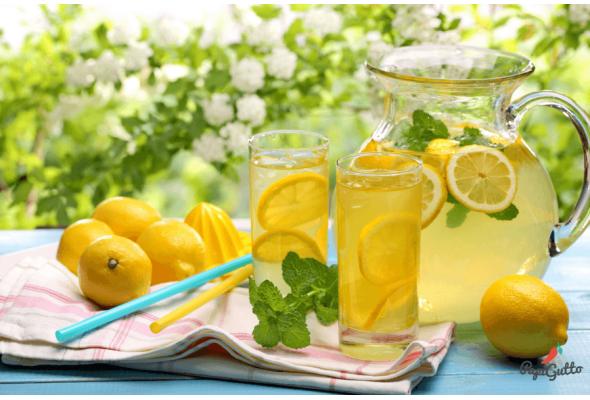 Вкуснейшие в мире домашние лимонады