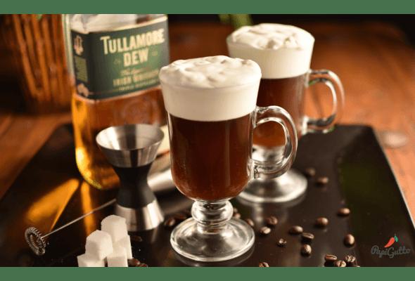 Айриш — знаменитый кофе по-ирландски