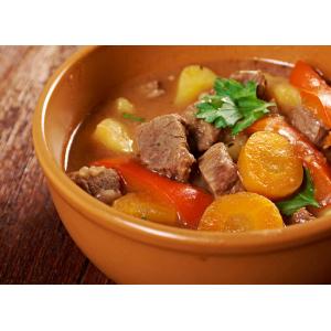 Как тушить мясо и овощи