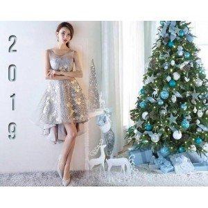 Что надеть на Новый год — основные цвета и акценты в праздничных образах