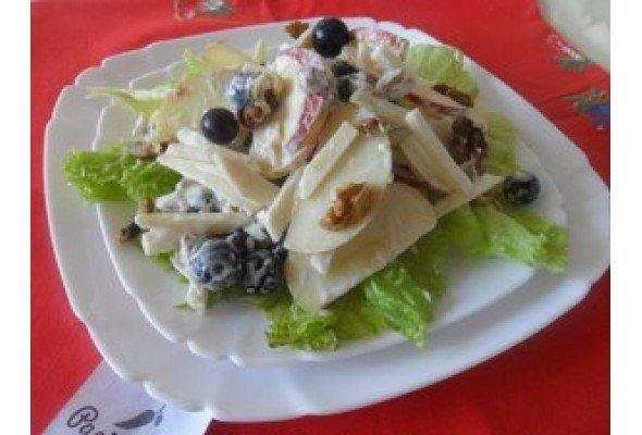 Вальдорфський салат