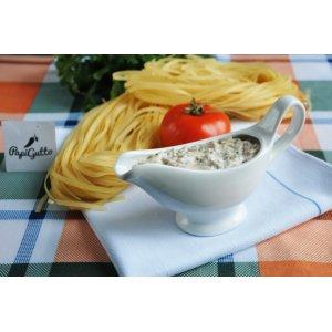 Вершково-грибний соус
