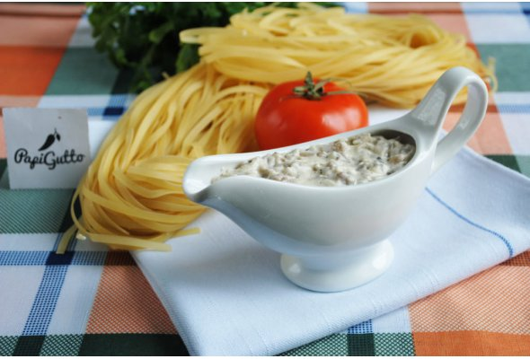 Сливочно грибной соус