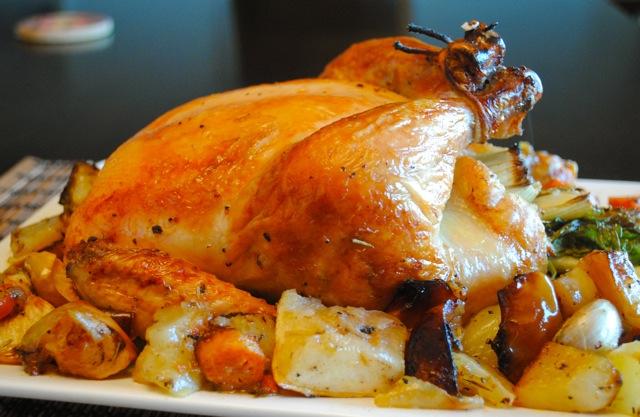 курица приготовленная в микроволновке
