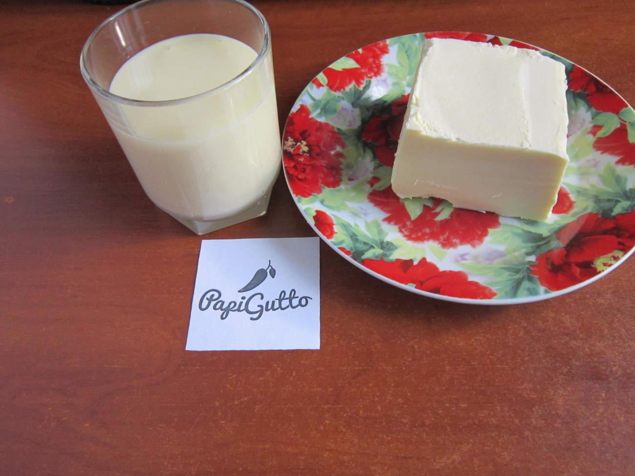 Масляный крем для торта 1