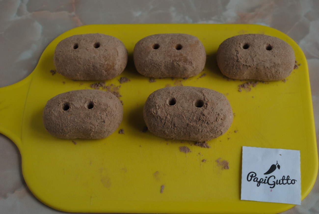 Пирожное Картошка 7