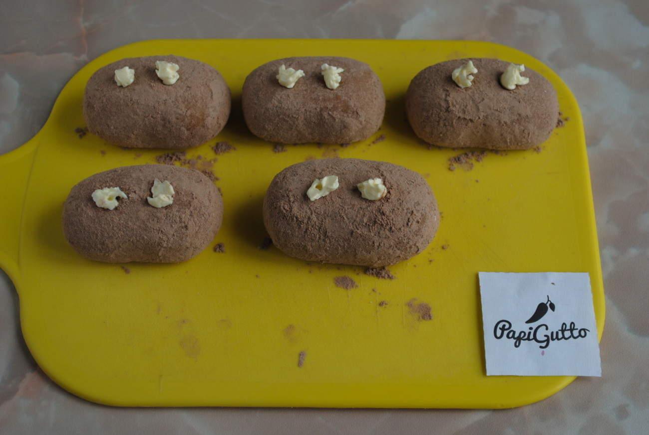 Пирожное Картошка 8