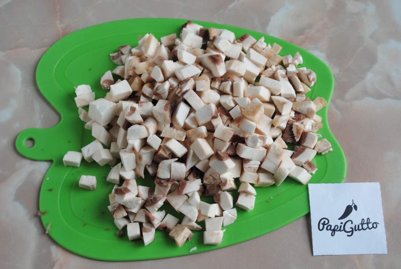 Сливочно грибной соус 3