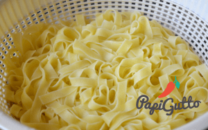Паста (спагетти) с грибами в нежном сливочном соусе 4
