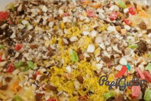 Панеттоне – праздничный десерт 10