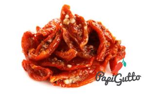 Паста с вялеными томатами и адыгейским сыром 3