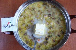 Грибной суп 14