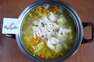 Рисовый суп 11