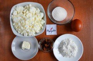 Сирники з домашнього сиру 1