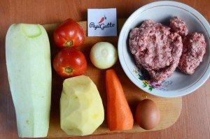Суп из кабачков 1