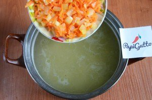 Гороховый суп 12