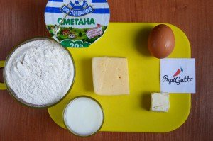 Хачапурі з сиром 1