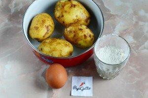 Картофельные ньокки 1