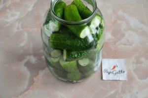 Малосольні огірки 6