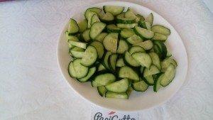Салат с капустой 3