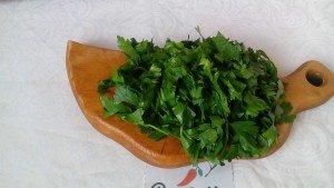 Салат із капустою 6