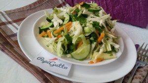 Салат із капустою 8
