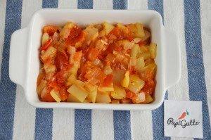 Шакшука (яичница с помидорами) 5