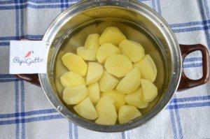 Вареники с картошкой 2