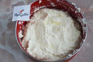Творожный пирог с вишней 9