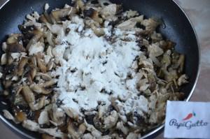 Жульен из грибов 6