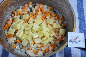 Овощной суп 6
