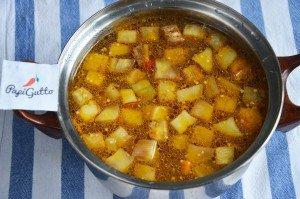 Овощной суп 9