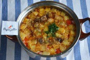 Овощной суп 11