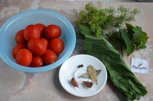 Квашеные помидоры 1