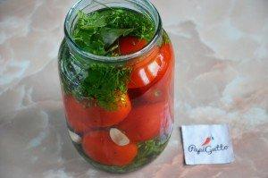 Квашеные помидоры 9