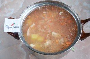 Фасолевый суп 12