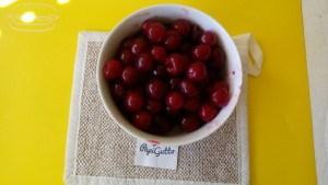 Клафуті (пиріг) з вишнею 5